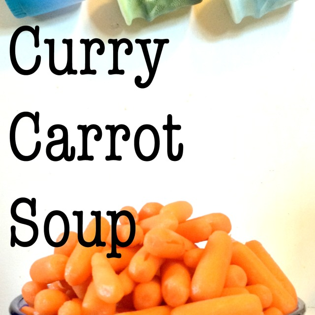 Curry Carrot Soup xoxolib